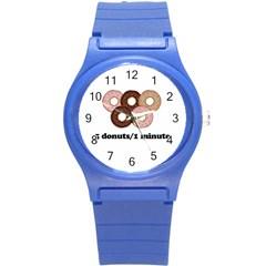 852 Round Plastic Sport Watch (S)