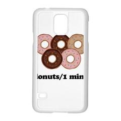 852 Samsung Galaxy S5 Case (White)