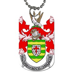 County Donegal Coat of Arms Dog Tag (Two Sides)
