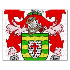 County Donegal Coat of Arms Rectangular Jigsaw Puzzl