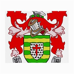 County Donegal Coat of Arms Small Glasses Cloth (2-Side)