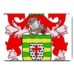 County Donegal Coat of Arms Large Doormat