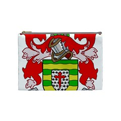 County Donegal Coat of Arms Cosmetic Bag (Medium)