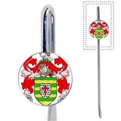 County Donegal Coat Of Arms Book Mark