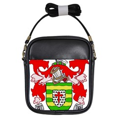 County Donegal Coat of Arms Girls Sling Bags