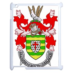 County Donegal Coat of Arms Apple iPad 2 Case (White)