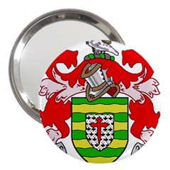 County Donegal Coat of Arms 3  Handbag Mirrors