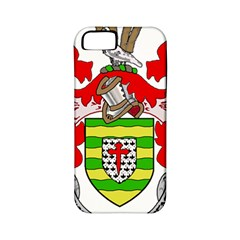 County Donegal Coat of Arms Apple iPhone 5 Classic Hardshell Case (PC+Silicone)
