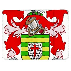 County Donegal Coat of Arms Samsung Galaxy Tab 7  P1000 Flip Case