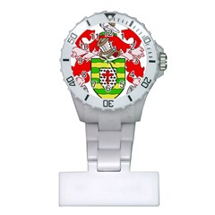 County Donegal Coat of Arms Plastic Nurses Watch