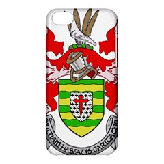 County Donegal Coat of Arms Apple iPhone 5C Hardshell Case