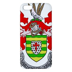 County Donegal Coat of Arms iPhone 5S/ SE Premium Hardshell Case