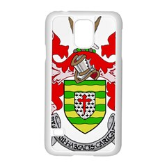 County Donegal Coat of Arms Samsung Galaxy S5 Case (White)