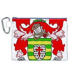 County Donegal Coat of Arms Canvas Cosmetic Bag (XL)
