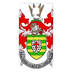 County Donegal Coat of Arms Galaxy Note 4 Back Case