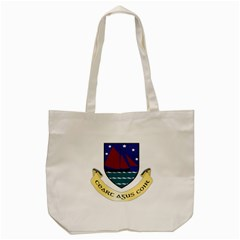 Coat of Arms of County Galway  Tote Bag (Cream)