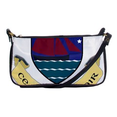 Coat of Arms of County Galway  Shoulder Clutch Bags