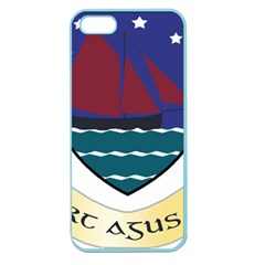 Coat of Arms of County Galway  Apple Seamless iPhone 5 Case (Color)
