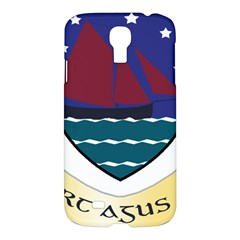 Coat of Arms of County Galway  Samsung Galaxy S4 I9500/I9505 Hardshell Case