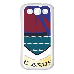 Coat of Arms of County Galway  Samsung Galaxy S3 Back Case (White)