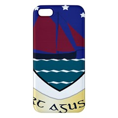 Coat of Arms of County Galway  iPhone 5S/ SE Premium Hardshell Case