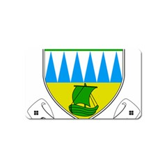 Coat of Arms of County Kerry  Magnet (Name Card)
