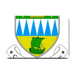 Coat of Arms of County Kerry  Small Doormat