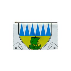 Coat of Arms of County Kerry  Cosmetic Bag (Small)
