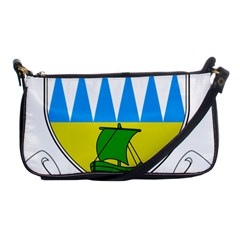 Coat of Arms of County Kerry  Shoulder Clutch Bags