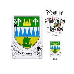 Coat of Arms of County Kerry  Playing Cards 54 (Mini)