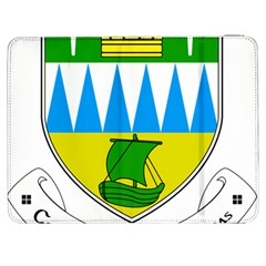 Coat of Arms of County Kerry  Samsung Galaxy Tab 7  P1000 Flip Case