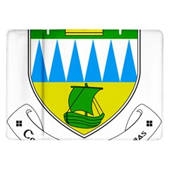 Coat of Arms of County Kerry  Samsung Galaxy Tab 10.1  P7500 Flip Case