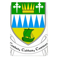 Coat of Arms of County Kerry  Flap Covers (S)