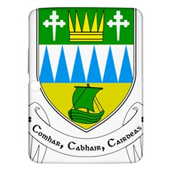 Coat of Arms of County Kerry  Samsung Galaxy Tab 3 (10.1 ) P5200 Hardshell Case
