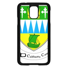 Coat of Arms of County Kerry  Samsung Galaxy S5 Case (Black)