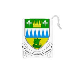 Coat Of Arms Of County Kerry  Drawstring Pouches (xs)