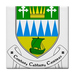 Coat of Arms of County Kerry Tile Coasters