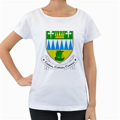 Coat of Arms of County Kerry Women s Loose-Fit T-Shirt (White)