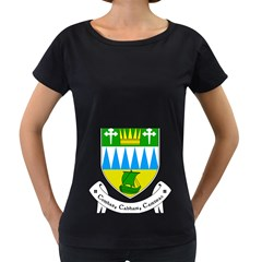 Coat of Arms of County Kerry Women s Loose-Fit T-Shirt (Black)