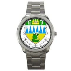Coat of Arms of County Kerry Sport Metal Watch