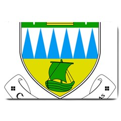 Coat of Arms of County Kerry Large Doormat