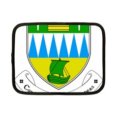 Coat of Arms of County Kerry Netbook Case (Small)