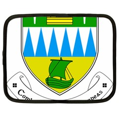 Coat of Arms of County Kerry Netbook Case (Large)