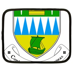 Coat of Arms of County Kerry Netbook Case (XXL)
