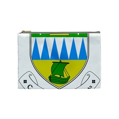 Coat of Arms of County Kerry Cosmetic Bag (Medium)