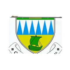 Coat of Arms of County Kerry Cosmetic Bag (Large)