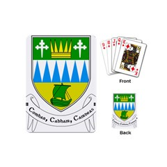 Coat of Arms of County Kerry Playing Cards (Mini)