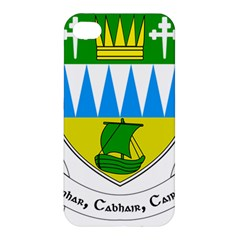 Coat of Arms of County Kerry Apple iPhone 4/4S Hardshell Case