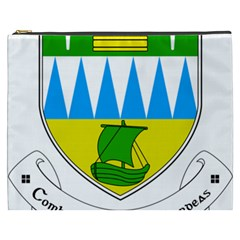 Coat of Arms of County Kerry Cosmetic Bag (XXXL)