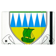 Coat of Arms of County Kerry Apple iPad 3/4 Flip Case